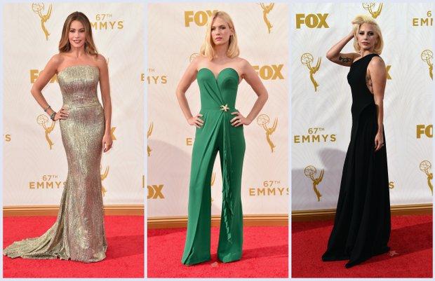 2015 Emmy Ödül Töreni'nin en şıkları 2015 Emmy Ödülleri en şıkları