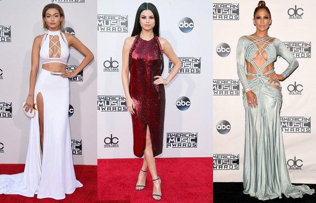 2015 Amerikan Müzik Ödülleri'nin en şık kadınları
