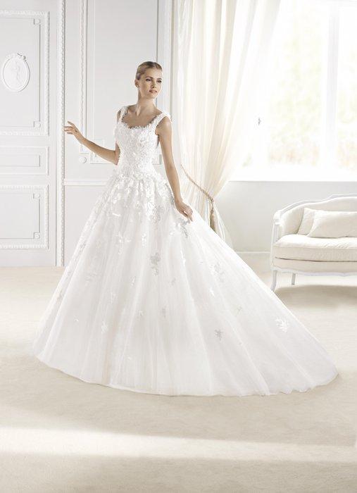 472c072113acd Vakko Wedding 2015 gelinlik modelleri san patrick ercilia 23