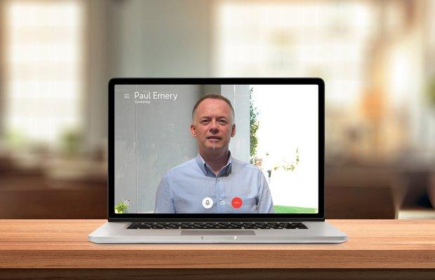 Paul Emery artık online terapi ile Türkiye'de