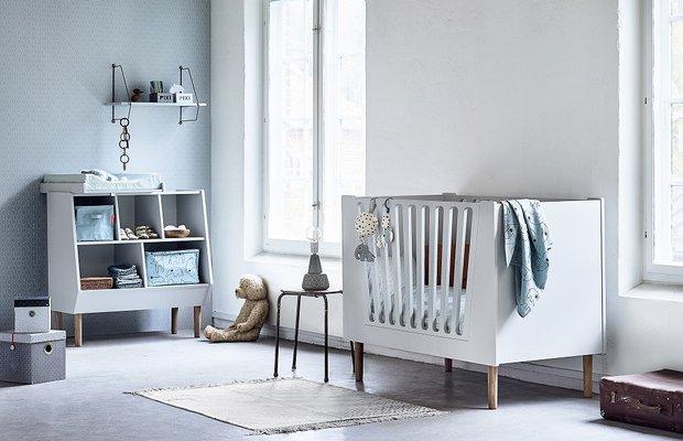Çocuklu aileler için evde İskandinav stili sadeliği