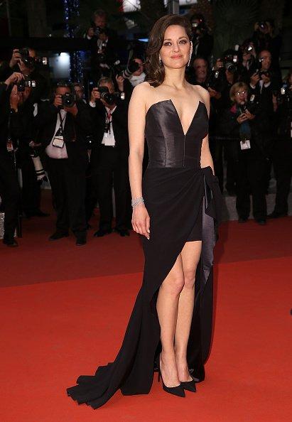 2016 Cannes Film Festivali'nin en şıkları Marion Cotillard 5