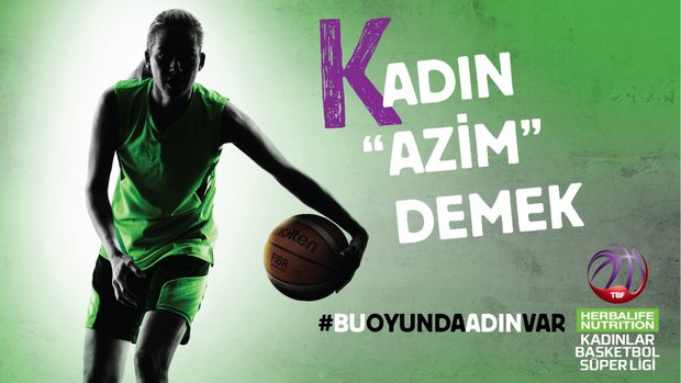 herbalife nutrition kadinlar basketbol super ligi