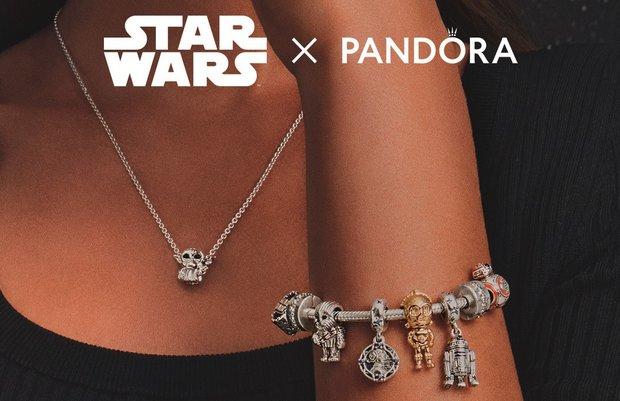 Pandora'dan Star Wars hayranlarına özel koleksiyon