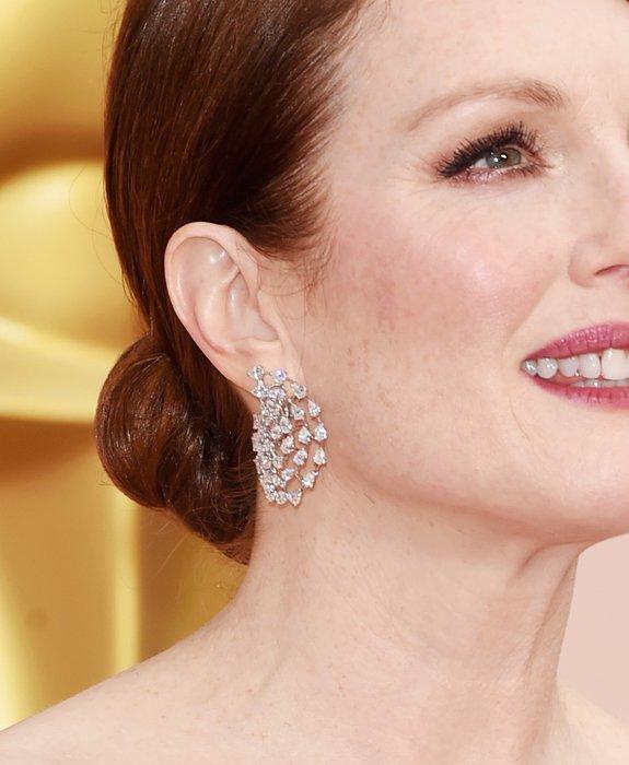 2015 Oscar Ödül Töreninin en güzel mücevherleri julianne moore 2015 2