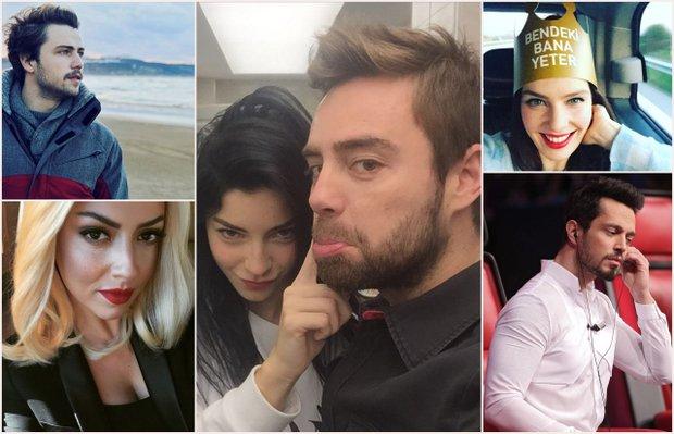 Ünlülerin Instagram paylaşımları (30 Kasım - 7 Aralık 2015)