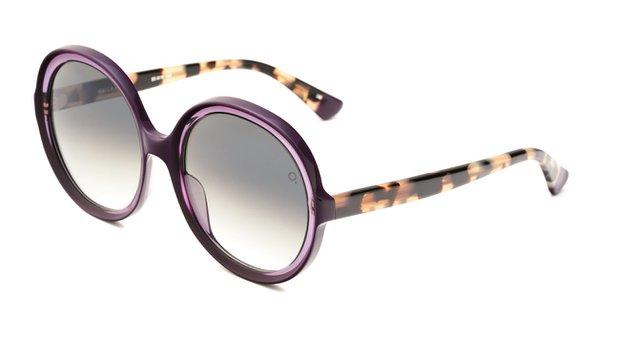 Güneş gözlüklerinde leopar deseni geri döndü! Etnia Barcelona Güneş Gözlüğü