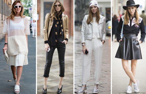 Chiara Ferragni'nin sokak ve davet stili chiara ferragni blonde 1