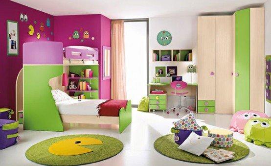 İlham verici 50 çocuk ve bebek odası cocuk odasi dekorasyon 3