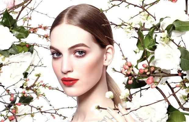 Chanel 2015 İlkbahar-Yaz makyaj koleksiyonu rengarenk chanel ilkbahar yaz 1