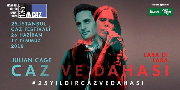 25 inci istanbul caz festivali