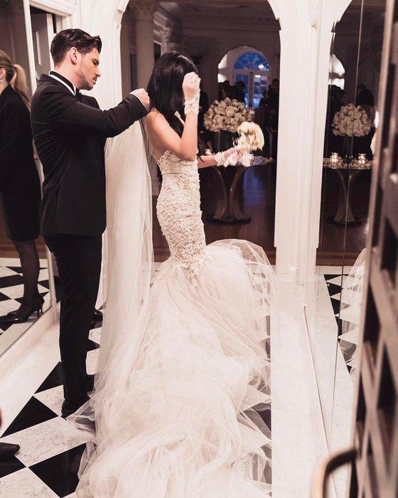 2017'nin En Ünlü Düğünleri 1
