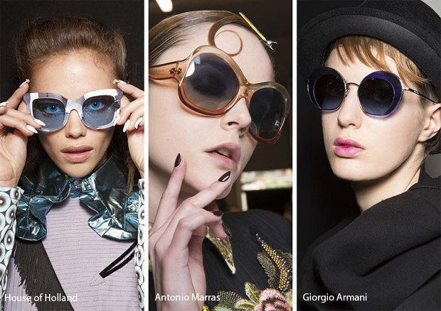 fall winter 2017 2018 sunglasses eyewear trends sunglasses with plastic frames