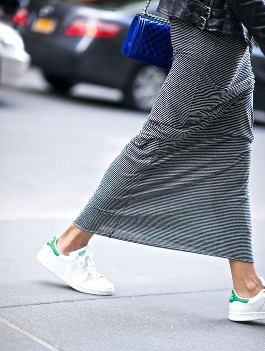 Sokak stili: Spor ayakkabılar