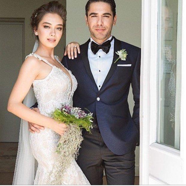Kadir Doğulu ve Neslihan Atagül evlendi 8