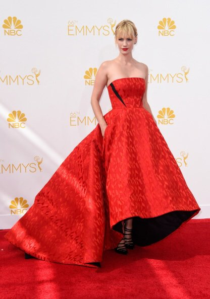 2014 Emmy Ödül Töreni'nde kim, ne giydi? 2014 emmy odul 1