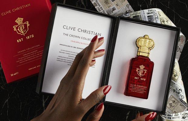 Clive Christian'dan büyüleyici yeni parfüm: Crab Apple Blossom