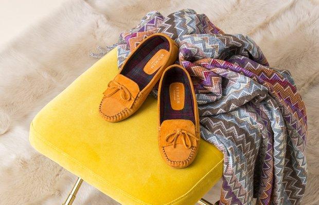 Beymen'den rengarenk ev ayakkabı koleksiyonu: Pantofla