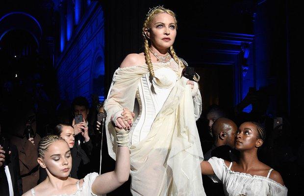 Madonna'nın MET Gala 2018'deki muhteşem performansı