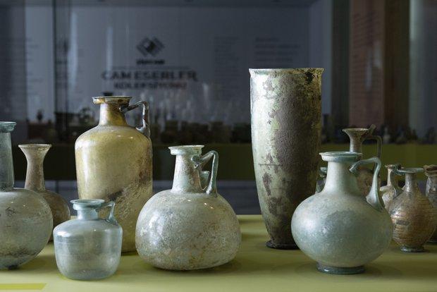 Şişecam'ınCam Eserler Koleksiyonu dijitale taşındı