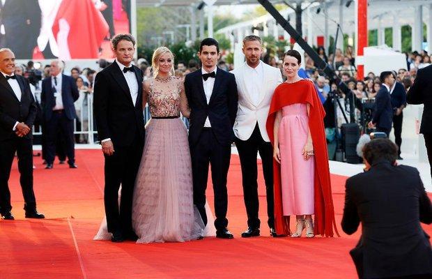2018 Venedik Film Festivali Kırmızı Halı Görünümleri
