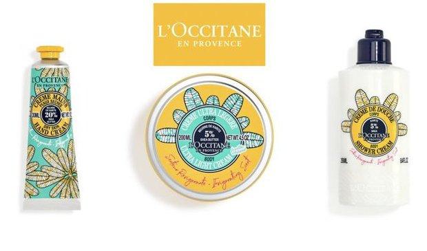 Sevgililer Günü için L'Occitane Shea Happy koleksiyonu