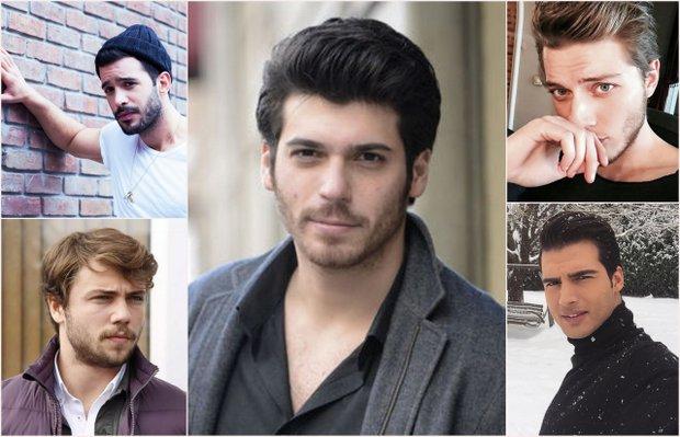 Dizilerin en yakışıklı erkek oyuncuları