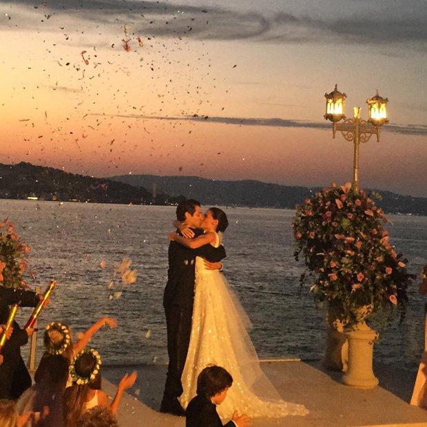Saadet Işıl Aksoy evlendi saadet isil aksoy 1