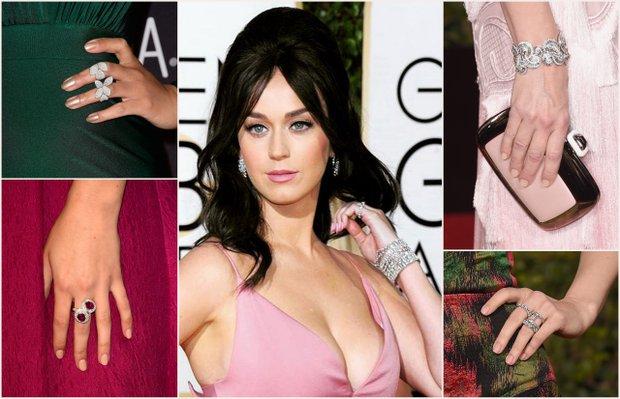2016 Altın Küre Ödülleri'nin en güzel mücevherleri
