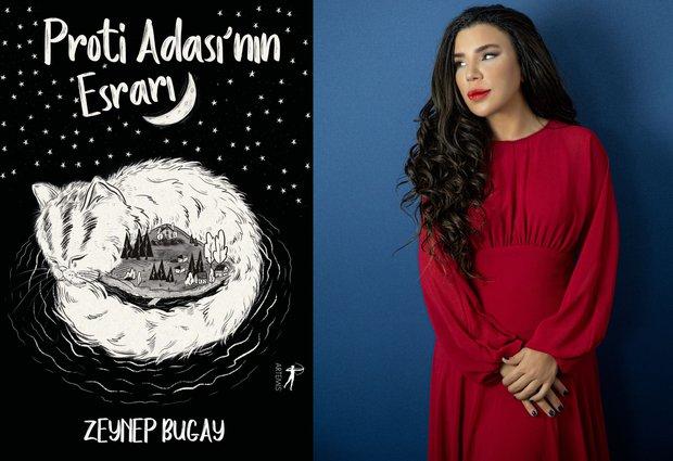 Zeynep Bugay'dan Fantastik Roman: Proti Adası'nın Esrarı