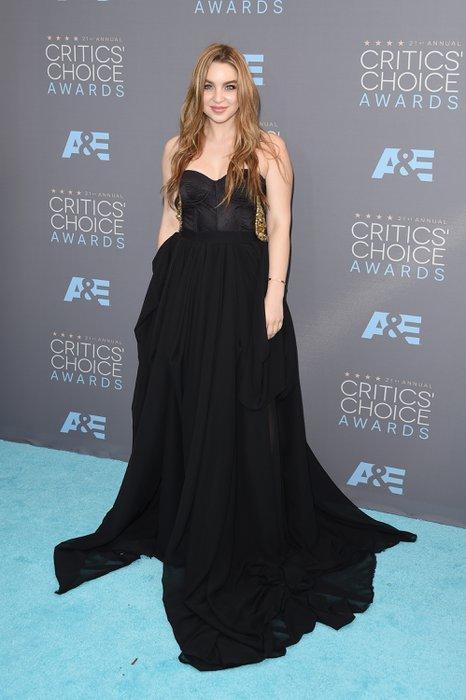 2016 Choice Film Ödülleri'nin en şık isimleri Alexa Losey