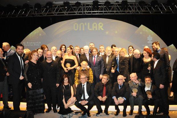 Türk sinemasının en iyi On'ları toplu2 turk sinemasi 1