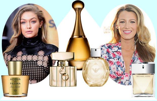 Ünlü yıldızlar hangi parfümleri kullanıyorlar? 1