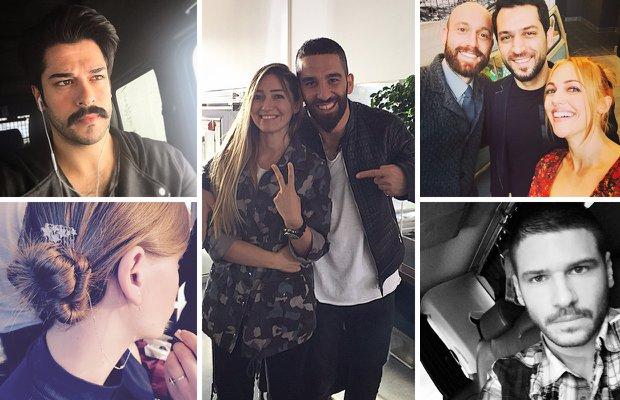 Ünlülerin Instagram paylaşımları (23-29 Mart 2015) instagram unlu post 1