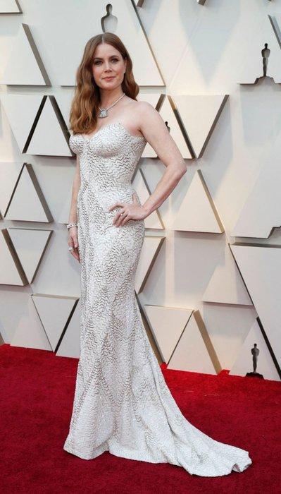 Oscar 2019 Kırmızı Halı Görünümleri Amy Adams