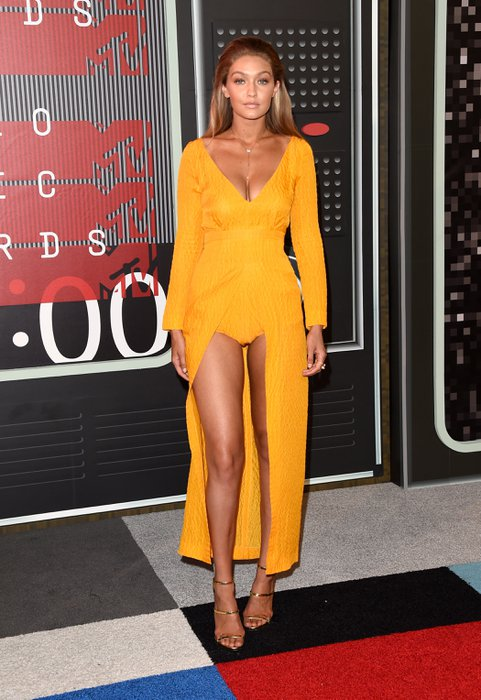 2015 MTV Video Müzik Ödülleri Gigi Hadid