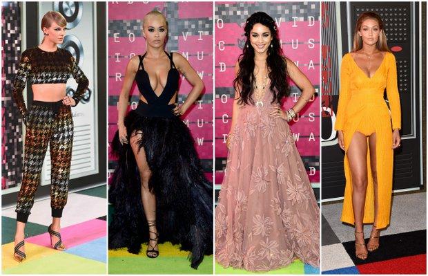 2015 MTV Video Müzik Ödülleri kazananlar listesi