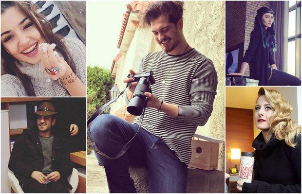 Ünlülerin Instagram paylaşımları (18 Ocak - 25 Ocak 2015)