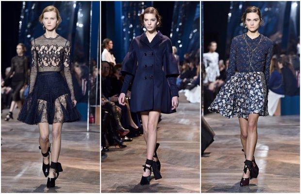 Dior 2016 İlkbahar-Yaz Haute Couture Koleksiyonu 1