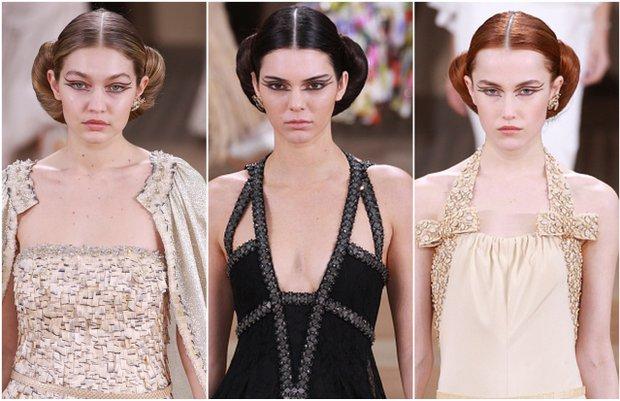 Chanel 2016 İlkbahar-Yaz Haute Couture Koleksiyonu 1