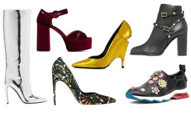 Sonbaharın en güzel ayakkabı modellerini seçtik (2016)