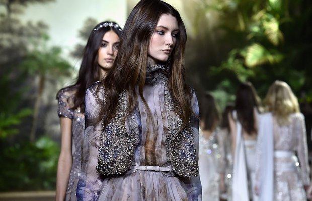 Elie Saab 2016 İlkbahar-Yaz Haute Couture Koleksiyonu 1
