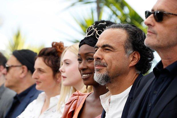 72. Cannes Film Festivali başladı Alejandro Gonzalez