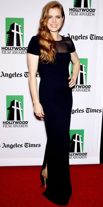 Sonbaharın şık ünlüleri Amy Adams 2