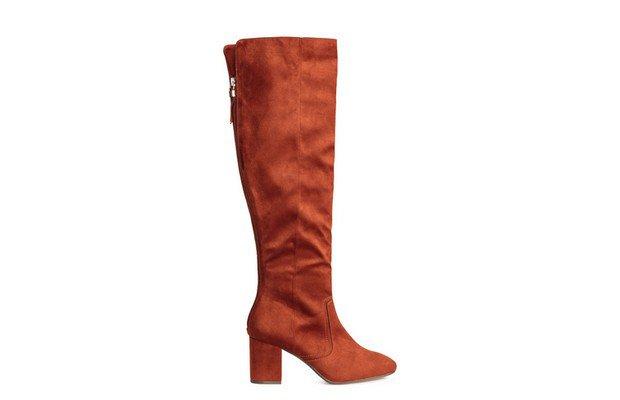 Sonbaharın en güzel çizme modellerini seçtik (2016) H&M 22