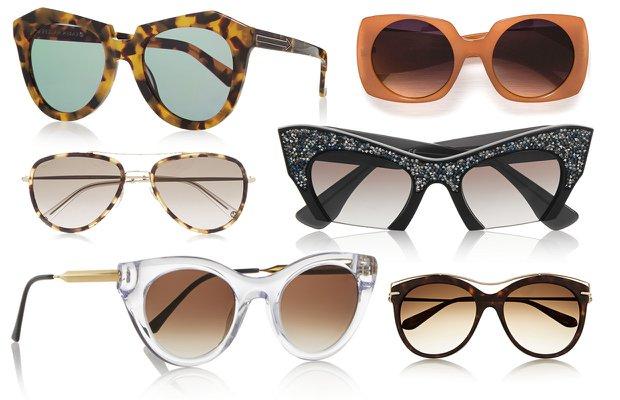 Sonbahar sezonunun en güzel güneş gözlükleri (2015) 1