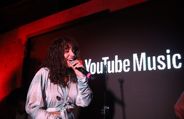 YouTube Music yayında!