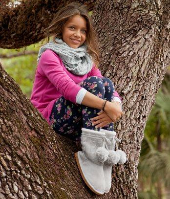 H&M 2012-2013 Sonbahar Kış Kız Çocuk Koleksiyonu hm kiz 2
